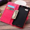 Buy 50-50Lenovo K910 Vintage Luxury Wallet PU Leather Cases Stand Card Holder Phone Bags Cover Lenovo Skin