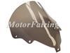 Buy Motorcycle Windshield Honda CBR125R 2002-2006 CBR125 2002 2003 2004 2005 2006 CBR 125R 02 03 04 05 06 Chrome Color