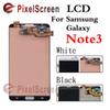Buy Samsung Galaxy Note 3 N9000 Black White Full New LCD Display Panel Touch Screen Digitizer Glass Lens Assembly Replacement