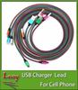 Buy High 1M 3ft USB Cable Micro 2.0 Cord Data Sync Charger Android Smart Phone note 5 xiaomi DHL