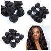 Buy great selling Brazilian hair weave loose wave 8-30inch 100% human weft natural black G-EASY