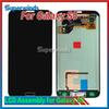 Buy Samsung Galaxy S5 i9600 LCD Digitizer Front Assembly Replacement Original Touch Screen Glass Panel Free DHL