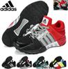 Buy Originals Adidas Eqt Support 93 ZX 12000 Classic Retro Running Shoes Men Black Red Authentic Sneakers US 7 8 8.5 9.5 10 Cheap Discount
