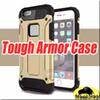 Buy iphone 7 plus Samsung Note Rugged Hybrid Dual Layer Armor Protective Back Case Shockproof Cover iPhone 6s S7 edge