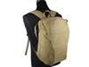 Buy Outdoor Army Tactical Canvas Backpack Full 18L Lightweight 1 Day Hiking Backpack/KH Camping Mountaineering Waterproof