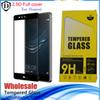 Buy 2.5D Full Cover Silkprint Tempered Glass Screen Protector Huawei P9 Lite Plus Mate S 8 Free DHL