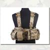 Buy Split Front Chest Rig Vest Combat Military Emerson Army Tactical UW Gen MF Style Camping Gear Multicam EM7451 MC