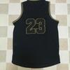 Buy !! 2016 new team basketball jersey authentic style #23 #3 red white,black (thick stitched)