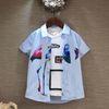 Buy Boy Tee Shirts Kids Tshirt Children Clothes Clothing 2016 Summer Short Sleeve T Child Shirt Korean Boys Lovekiss C23723