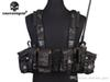 Buy Tactical Vest Military EMERSON LBT 1962A-R Chest Rig/KH Airsoft Combat Molle JPC Jump Plate Carrier Brown