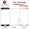 Buy Original Front Screen Samsung Galaxy S7 Edge G935 Outer Lens Glass Touch Panel Replacement Logo