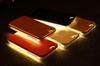Buy 2016 Hot Fashion Luxury selfie cell phone case LED light cases iPhone 6 6s plus 5 5s Selfie Back Cover smartphone
