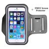 Buy iphone 6 Armband Cellphone Waterproof Sports Bag Case Running, Cycling, Fitness Activity, Touch Compatible, Key Holder