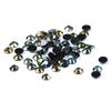 Buy 2016 New 2mm-6mm Olive Black AB Resin Round Beads 3D Nail Art Rhinestones 10000pcs-5000 Jewelry Making DIY Clothes