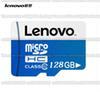 Buy DHL shipping 16GB/32GB/64GB/128GB/256GB Lenovo micro sd card/smartphone SDHC Storage card/TF card/camera memory card 10MB/S.