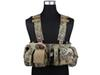 Buy UW Gen Front Chest Rig Combat Army EMERSON Hunting MF Style V Split Airsoft Painball Gear Mandrake EM7451D MR