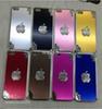 Buy Bling Aluminum Crystal Diamond Brushed Metal Luxury Stylish Hard Cover Cases iPhone 5 EMS