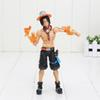 Buy Variable Action Heroes One Piece Portgas D Ace Boxed PVC Figure Collectible Model Toy size 18CM