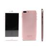 Buy Goophone I7 Plus 5.5 inch MTK6580 Quad Core Android 6.0 Real 4GB+1GB show fake 1G/128G 4G LTE Unlocked Cellphone