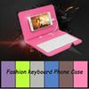 Buy Portable Mobile Case Cover Mini Keyboard Universal Android Phone Xiaomi Samsung Sony 4.2-6.5 Inch Leather