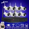 Buy Newest! 8CH H.264 HDMI Wireless NVR Video Surveillance Kit+8pcs&720P HD WIFI Outdoor Weatherproof IR Security Camera System 2TB