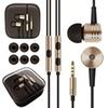 Buy Universal 3.5mm Metal Xiaomi Headphone Earphone Noise Cancelling In-Ear Headset earphone Samsung HTC Huawei LG SONY iphone