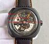 Buy Luxury KW Factory 47.5mm*47mm*14.5mm V3 SEVENFRIDAY P3-2 W0561N2450 Automatic Mechanical Mens Watch Watches