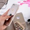 Buy Luxury Plating Mirror Soft TPU Silicon Case iphone 6 6s/6 6s Plus Back Cover Phone Bag Cases 4 colors