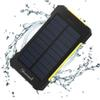 Buy Real 8000mAh Capacity Solar Dual USB Backup Battery Charger Portable Power Bank External Pack iPhone iPod Samsung Smart Phone