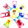 Buy Universal 3D Cartoon Silicon Frame Bumper Case Stitch Minnie kitty Minions Cases Suit Iphone Samsung Xiaomi Huawei 6