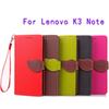 Buy Leaf Clasp flip PU Leather Case Lenovo K3 Note K50-t5 Card Holder Wallet Cover A7000 phone Coque fundas