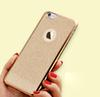 Buy 2016 Luxury Bling Electroplating Glitter Phone Case Soft TPU Cover Iphone 7 6 6s plus 5 5s SE DHL free