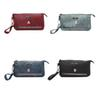 Buy Universal 6.3inch Phone Bag Iphone 7/Plus/SE 5 5S/6 6S/Galaxy Note7 Note 7 4/S7/S6/Edge/S4 Crazy Horse PU Leather Handbag Zipper Pouch