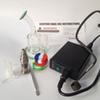 Buy Professional PID Temperature Controller D nail vs Pelican enail E & 20mm Titanium 16mm &20mm heating coil Enail WAX Oil water pipe