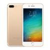 Buy Goophone i7 Plus real fingher print clone cellphone Quad Core MTK6580 1G/16G Android 6.0 5.5 inch show fake 4G LTE 3G WCDMA cell phone
