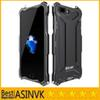 Buy iPhone 7 Plus 6s 6 Samsung Galaxy model Original Rjust Gundam Hybrid Defender Shockproof Aluminum Metal Protective Carrying Case