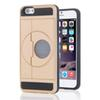 Buy 10 TPU+PC Phone case Card Holder Magnifiers iphone 5S SE 6 6S 6Plus Protector Skin Cover Samsung S6 S6edge