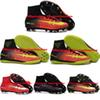 Buy Mens Mercurial Superfly V FG AG Children Soccer Boots Kids Football MercurialX Proximo II TF IC Youth Cleats Women Shoes