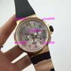 Buy Mens Luxury UN Rubber Buckle Stainless Rose Gold 7750 Movement Automatic Chronograph Watch Marine White Face Ulysse Men Brand Wristwatch