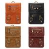 Buy Smiling face Wallet PU Leather crazy horse Case Cover Pouch belt clip apple iphone samsung LG HTC