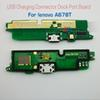 Buy Charging Board Charger USB Dock Connector Port Flex Cable lenovo A678T A678 microphone parts fast shipping