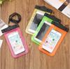 Buy Clear Waterproof Mobile Phone Bags Strap Dry Pouch Cases Cover iPhone 6 5S 6S Plus Samsung galaxy S7 Swimming Case