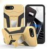 Buy Rugged Armor TPU+PC Hybrid Case Built-in Magnetic Kickstand Cover iPhone 6 6S 6Plus/6s Plus 7 7Plus Samsung galaxy S7 s7 edge S8 plus