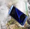 Buy Free DHL Android 6.0 5.5 inch Goophone S7 Edge Clone Phone MTK6735 Quad Core 1G Ram 8GB Rom 1280*720 Pixels Show 3G ram 64G rom Smartphone