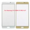 Buy 5 pcs/lot Samsung Galaxy C9 Pro Outer Glass Lens Replacement Part C9000 Touch Screen Cover