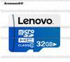 Buy DHL shipping 16GB/32GB/64GB/128GB/256GB Lenovo micro sd card/smartphone SDHC Storage card/TF card/camera memory card 10MB/S