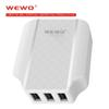 Buy Phone USB Charger 3.4A Fast US EU EK Plug Travel Wall Mobile iPhone Samsung iPad Tablet