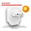 Buy WEWO Micro USB Charger 3.4A 3 Ports Portable Travel Adapter EU Plug iPhone 5 6s Samsung Xiaomi Phone
