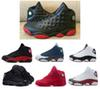 Buy Retro 13 Men Women Basketball Shoes Leather 13s Bred Black Flint Got Game Navy Blue Grey Toe Sneakers Box
