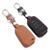 Buy Leather Buckle Car Styling Key Cover KIA Sportage R K2 RIO K5 Forte Cerato Sorento